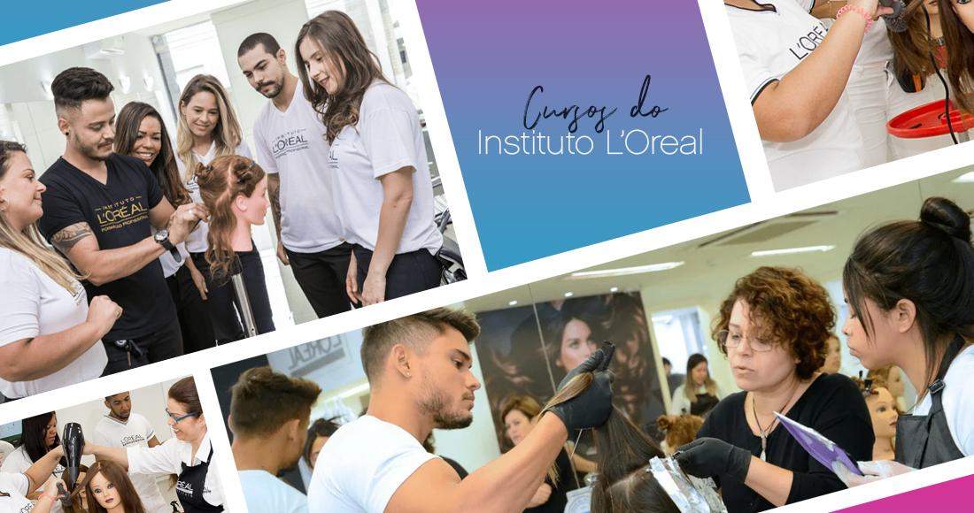 Agenda de cursos L'Oreal Professional image